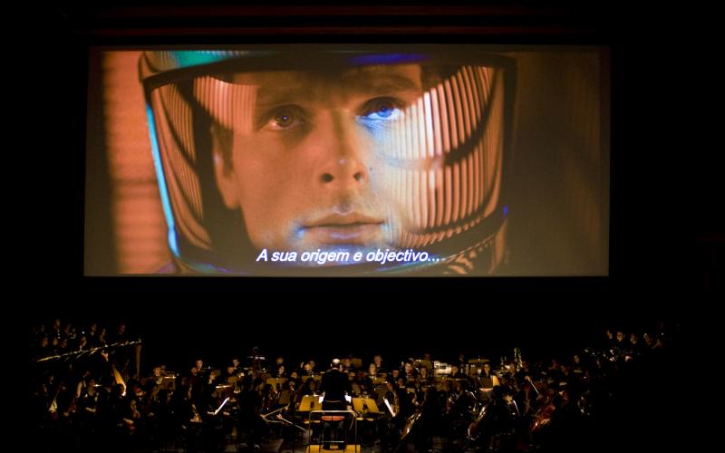 Cinema em concerto
