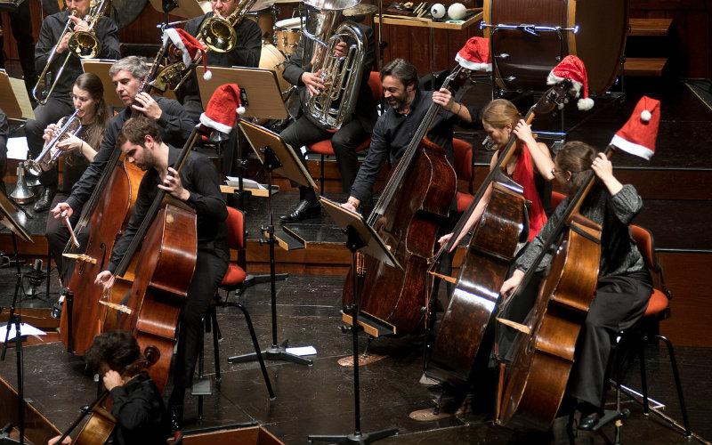 Natal na Gulbenkian Música