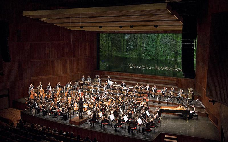 Gustav Mahler Jugendorchester © GM - Márcia Lessa