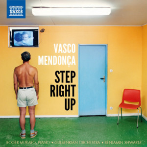 Capa do disco Step Right Up © Lars Tunbjörk / Agence VU