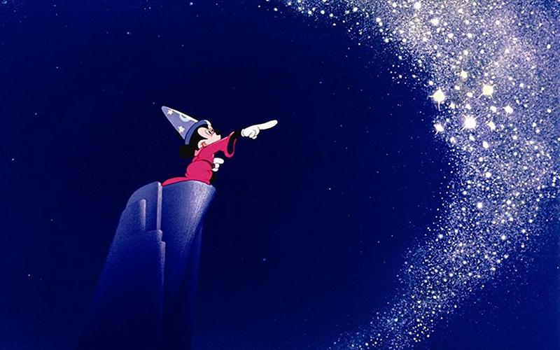 Passatempo Disney Fantasia