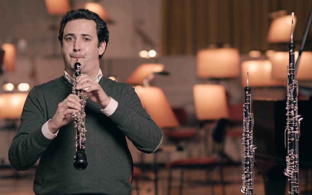 Conhecer os instrumentos da Orquestra