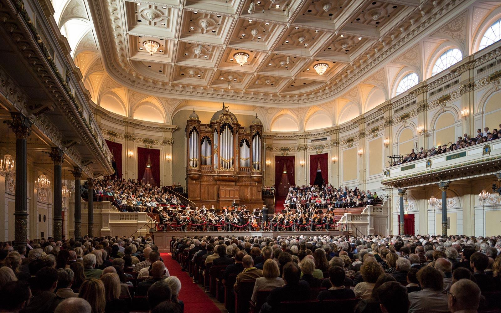 Concertgebouw de Amesterdão