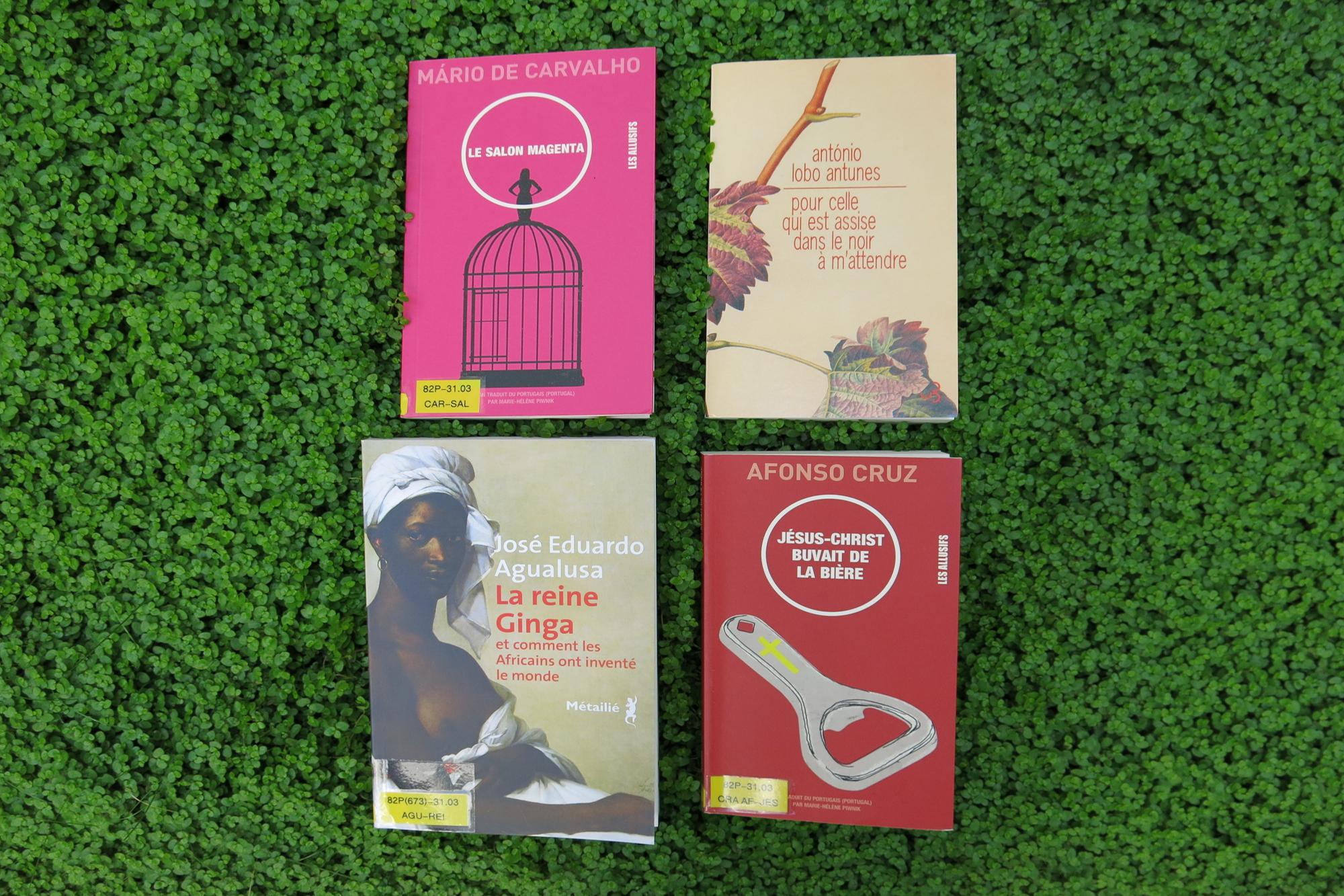 Sélection des dernières traductions acquises par la bibliothèque pour une agréable lecture estivale
