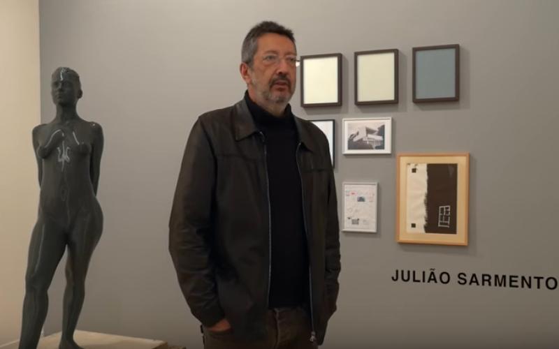 Rencontre avec Julião Sarmento et Ami Barak