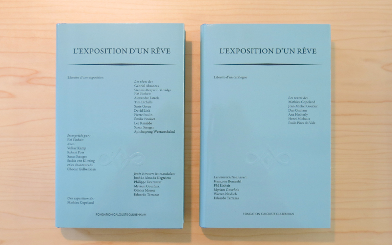 Catalogue de l'exposition