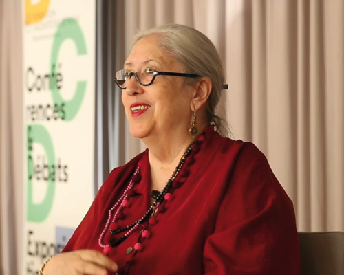Entrevista com Graça Morais