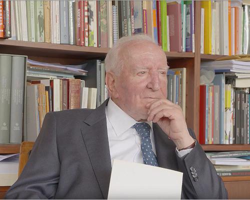 Entrevista com Eduardo Lourenço