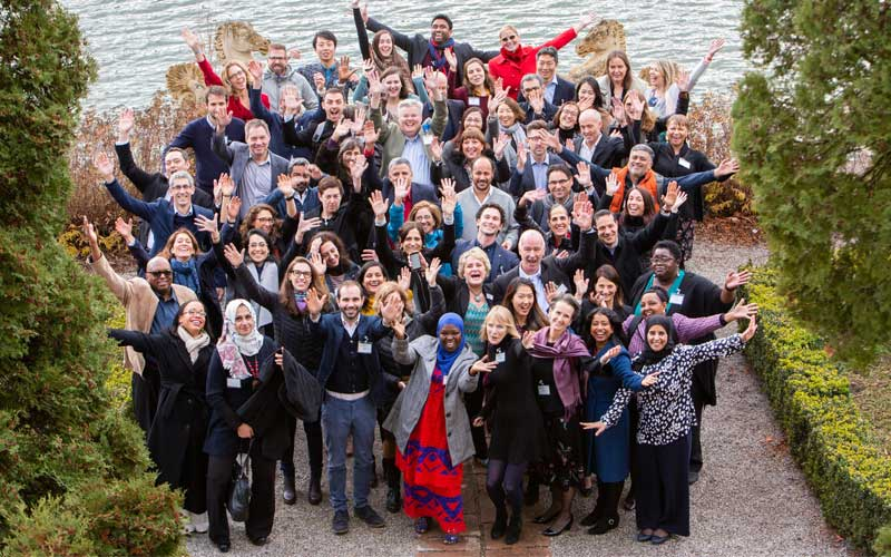 The Salzburg Global Seminar Fellows