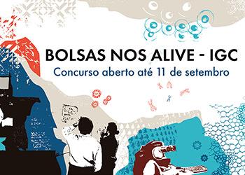 Bolsas NOS Alive IGC