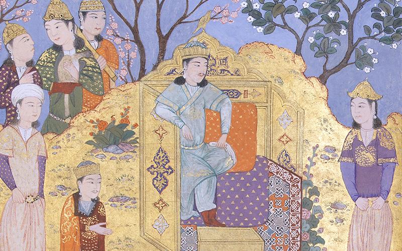 Noruz, Festividades na Primavera