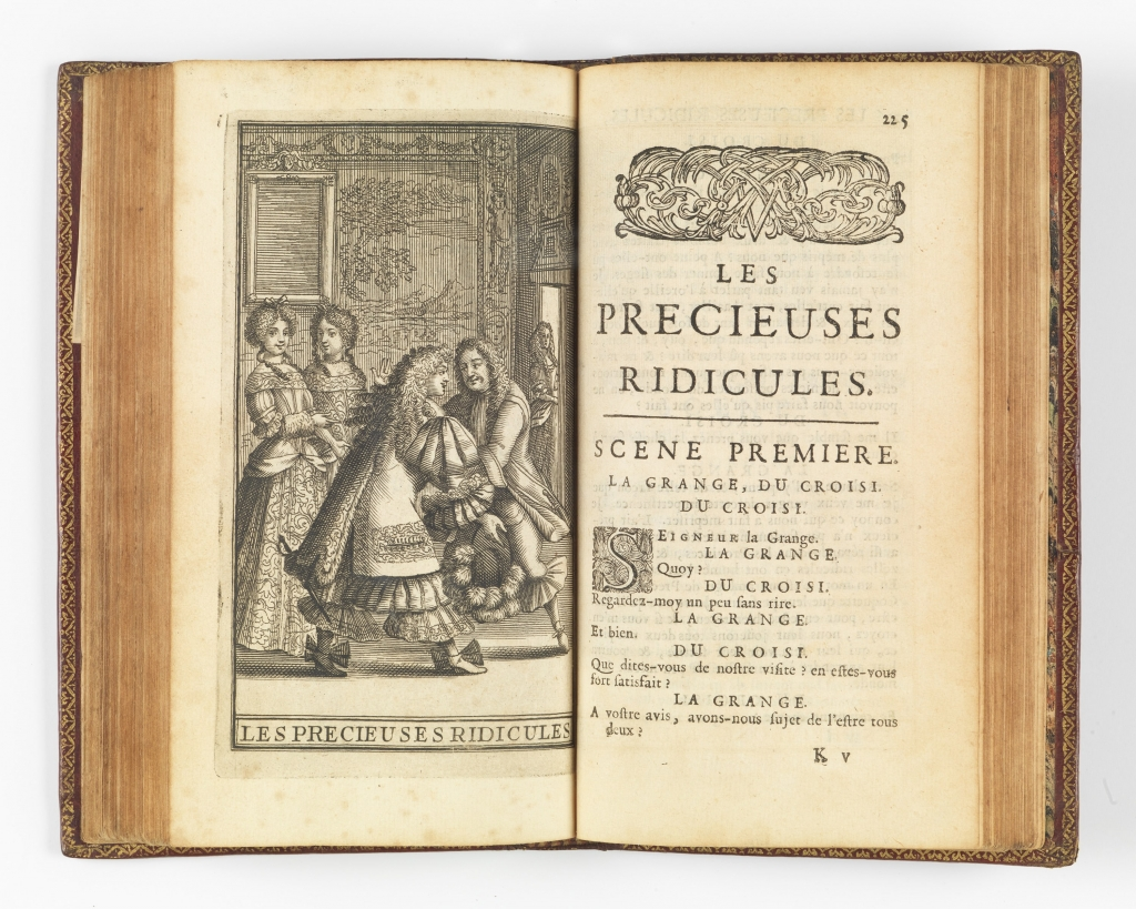 Molière: Molière: The Staging Of Writing