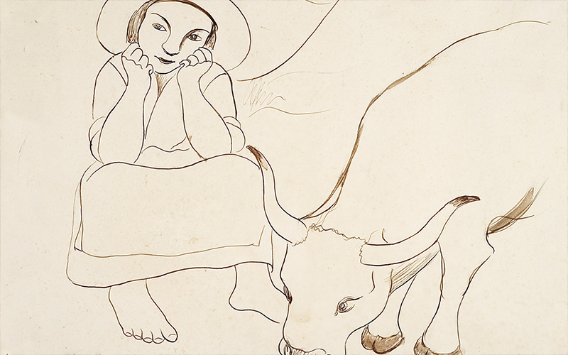 Sarah Affonso and Folk Art from the Minho