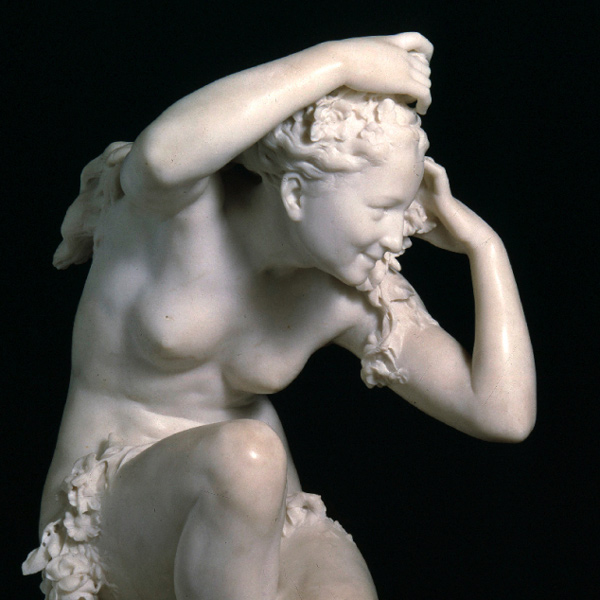 Jean-Baptiste Carpeaux, «Flora». London, 1873