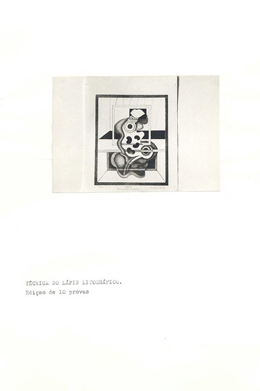 Reports from the internship in Hamburgo, 1973. Gulbenkian Archives