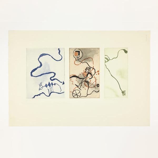 Sem Título, 1969. Fundação Calouste Gulbenkian – Coleção Moderna.