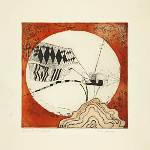 Sem Título, 1968. Fundação Calouste Gulbenkian – Coleção Moderna.
