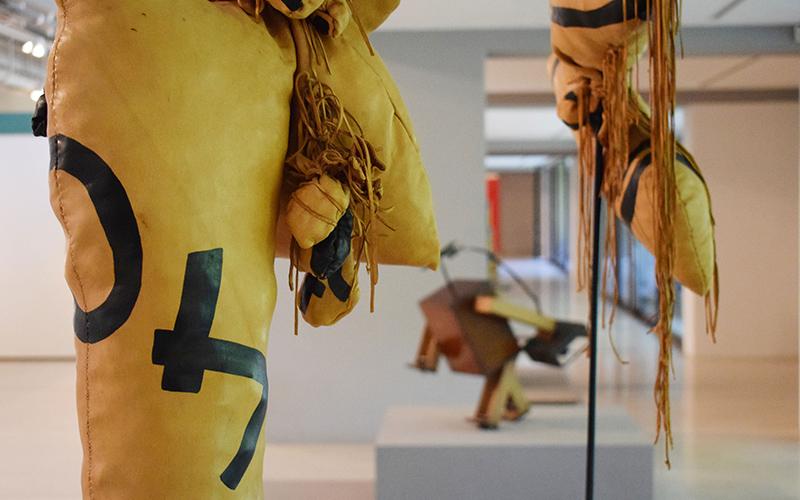 """Isabel Laginhas, """"Objecto"""", 1983. Museu Calouste Gulbenkian - Coleção Moderna"""