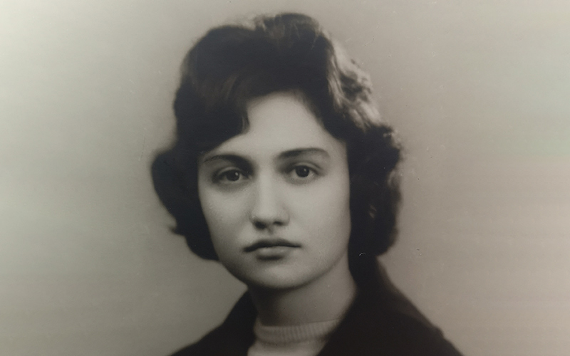 Maria Gabriel, década de 60