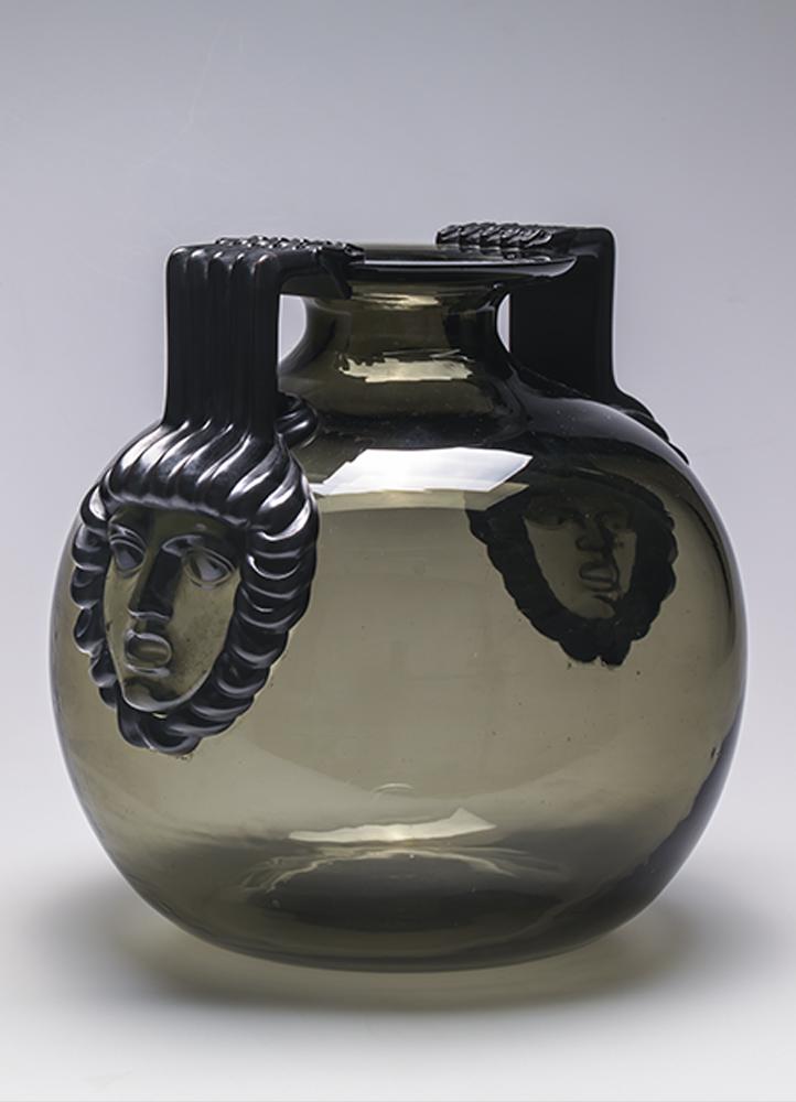 René Lalique, 'Cluny' vase